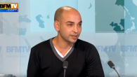 Abdelghani Merah (capture d'écran YouTube / BFM TV)