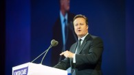 The Right Hon David Cameron Prime Minster speaks at the Jewish Care Dinner