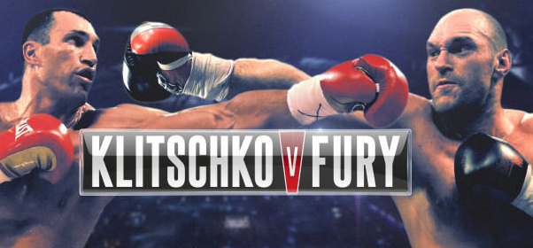 The initial Klitschko-Fury fight