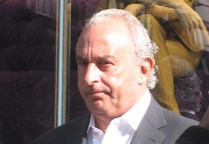 Sir Philip Green1