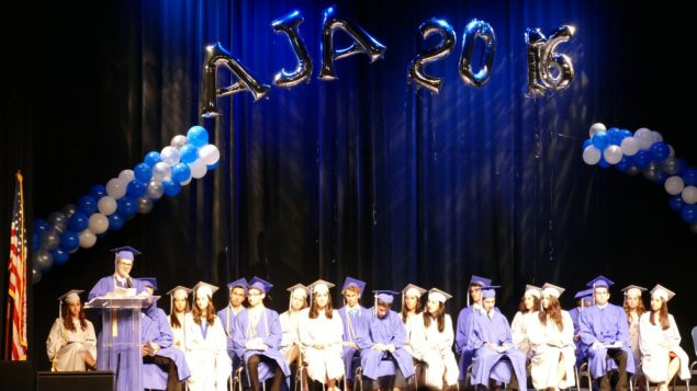 AJA Graduating Seniors Up for the Count 2