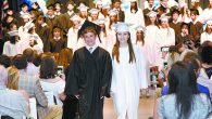 Davis Grads March to Future of Questions 1