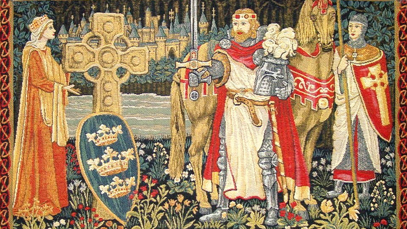 a comparison of arthur becomes king When king arthur besieged the castle, the pope commanded a truce between sir launcelot and the king sir launcelot and his followers went to france, where they became rulers of that realm.
