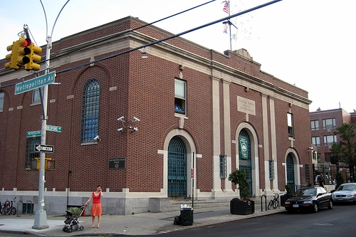 Trouble that rhymes with pool jewish week the metropolitan pool and recreation center on bedford avenue in williamsburg brooklyn brian r malvernweather Choice Image
