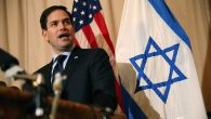 Marco Rubio speaking at a news conference at Temple Beth El in West Palm Beach, Fla., March 11, 2016. JTA