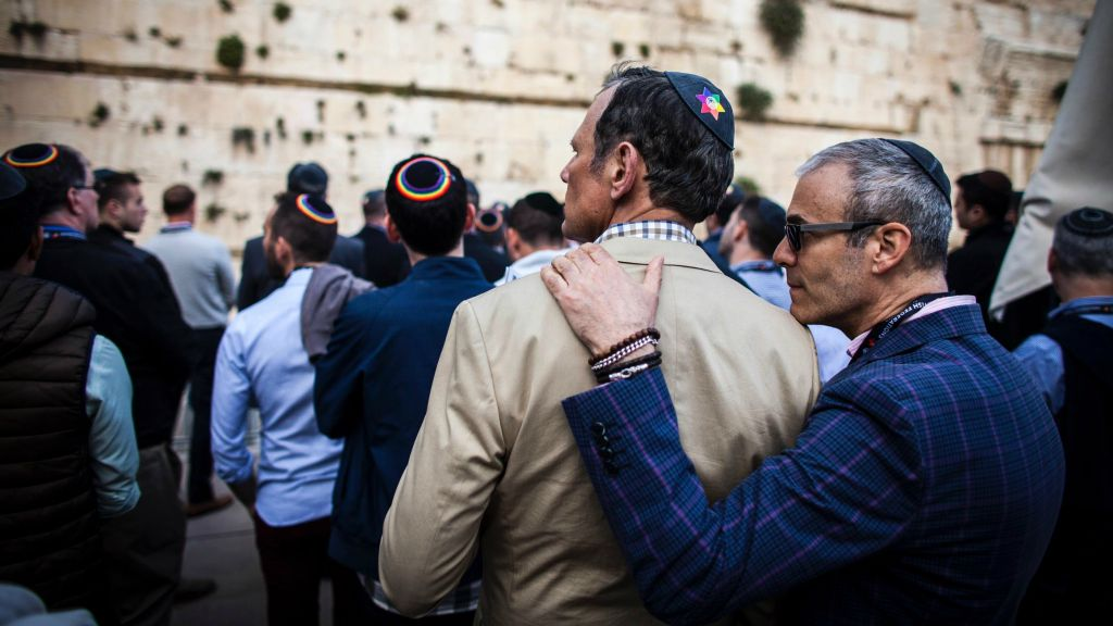 For LGBTQ Jewish mission to Israel, right to marry trumps ...