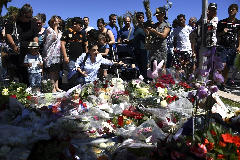 President Obama calls attack on Nice 'appalling' and 'sickening'