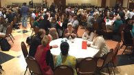 Iftar event at Temple Emanu-El brings together the city's Jews and Muslims.