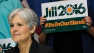 Green day: Jill Stein is running on the Green Party line. Getty Images