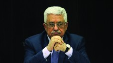 Palestinian President Mahmoud Abbas  (AP Photo/Issam Rimawi, Pool)