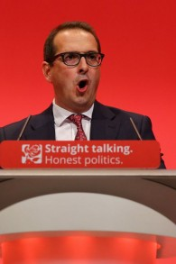 Owen Smith is in the leadership race