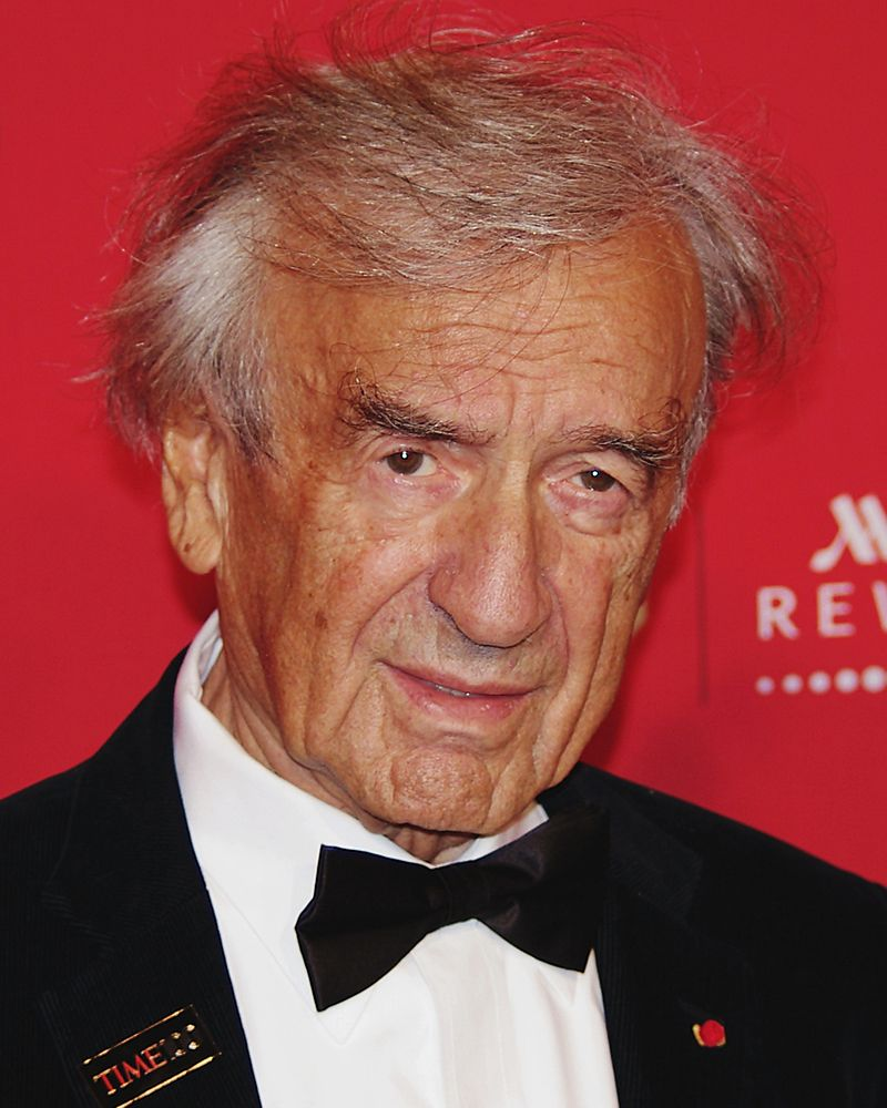 Elie Wiesel, Nobel Peace Prize victor and Holocaust survivor, dies at 87