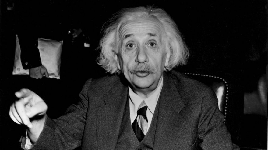 an overview of the science by albert einstein a german born austrian physicist Quantum mechanics is the body of scientific  around the same time that albert einstein published  german physicist max planck sought to explain the.