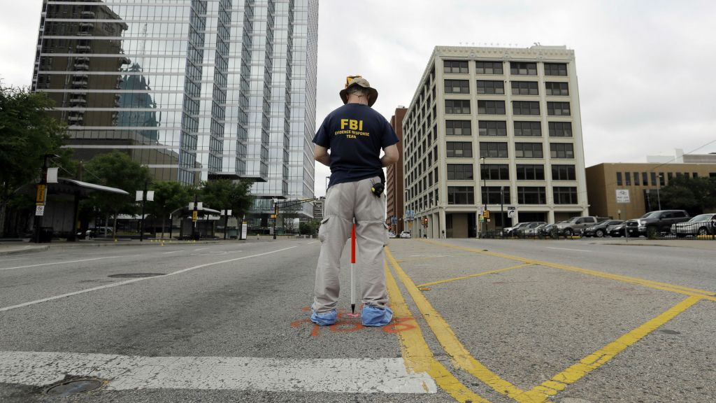 Dallas shooter had 'planned larger attacks'
