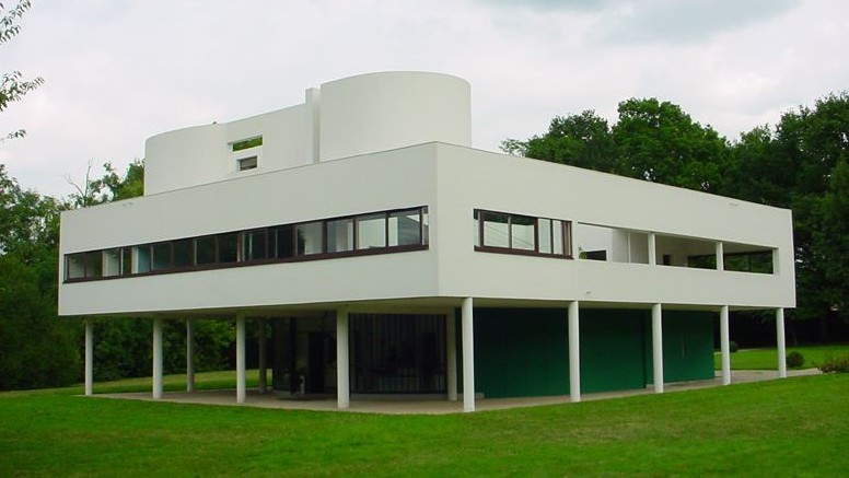 The dark secrets of the man who opened architecture to the for Poissy le corbusier