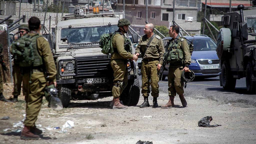 Israeli troops kill 3rd assailant on a day with several attacks
