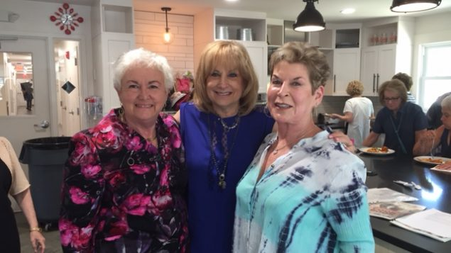 Friends Cook Up Special 70th Birthday 1