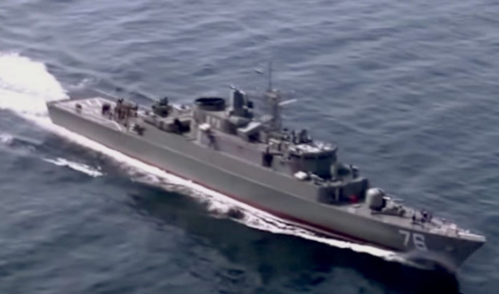 'Unsafe' incident between Iranian drone, US Navy aircraft carrier in Persian Gulf