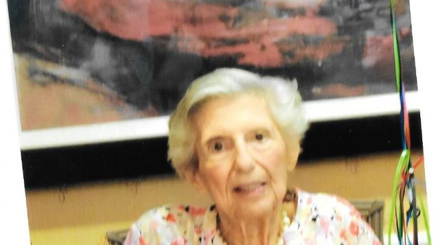 Obituary: Frances Kaplan Goodman 1