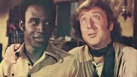 "Gene Wilder, right, in a scene with Cleavon Little from the 1974 comedy ""Blazing Saddles."" Warner Bros./Courtesy of Getty Images"