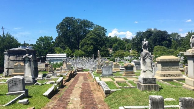 $300K Grant to Help Restore Jewish Burial Ground 1