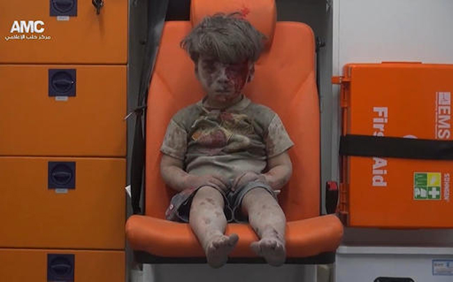 Brother of boy from Syria airstrike video dies
