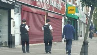 Armed police stamford hill