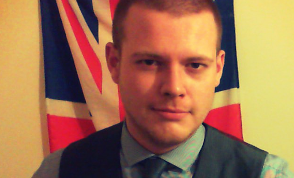 Joshua Bonehill-Paine is accused of racially harassing the Jewish MP