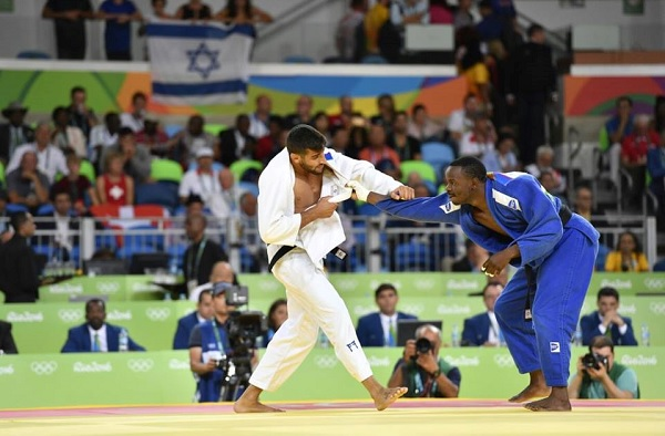 Saudi judoka forfeits Rio match, apparently to avoid Israeli