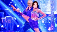 Robert Rinder and model Daisy Lowe as they might appear in the coming months on the popular BBC dance show