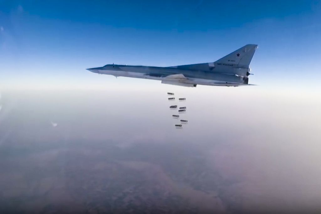 in russian bombers fly from iran to hit syria the times of israel