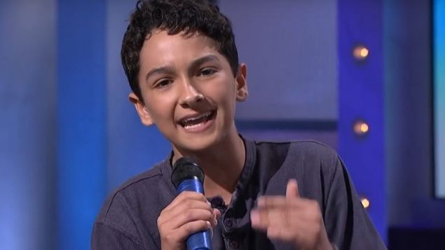 Anti-Semitic Backlash Smacks 14-Year-Old Poet 1