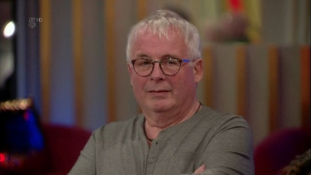 Removed: Big Brother housemate Christopher Biggins