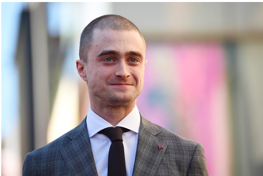 In Imperium, Daniel Radcliffe plays an undercover FBI agent who infiltrates a dangerous white-power group. Getty Images