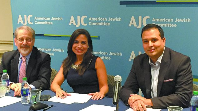 Immigrant Experience Helps Unite Jews, Latinos 1