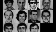 The 11 Israeli victims of the massacre at the '72 Munich Olympics. (JTA)