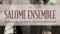 The Salome Ensemble: Rose Pastor Stokes, Anzia Yezierska, Sonya Levien, & Jetta Goudal Cover. Courtesy Syracuse University Press