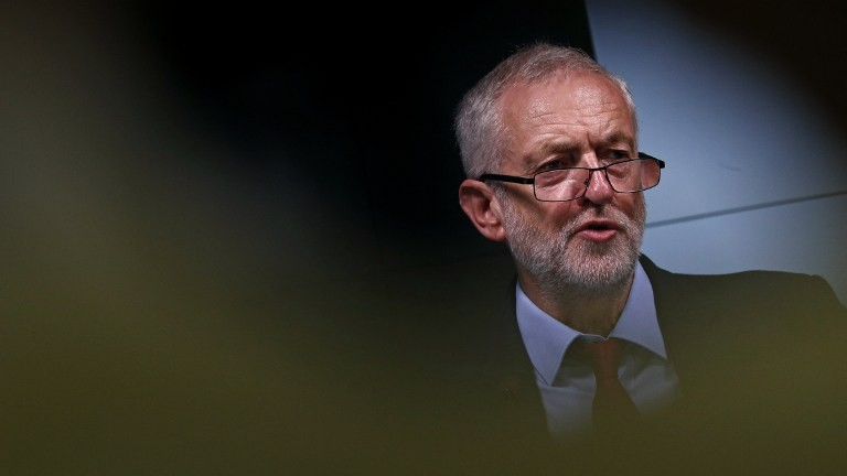 Jeremy Corbyn accused of leaving colleagues 'hanging out to dry'