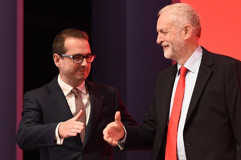 UK's warring Labour Party to announce winner of leader race