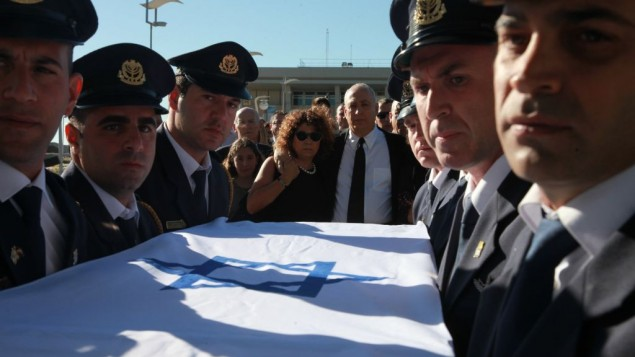 Israelis have been paying their respects to the 93-year-old statesman since his death on Tuesday.
