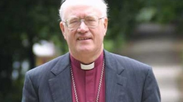 Former Archbishop George Carey