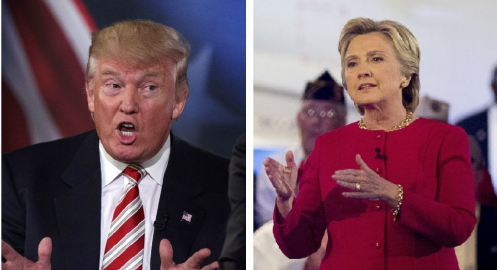 Trump Challenges Clinton To Release Health History: I'll Go First