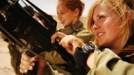 Female soldiers of the IDF