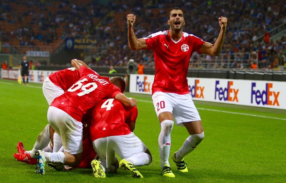 Sahar Stuns Inter With Last Minute Winner Jewish News