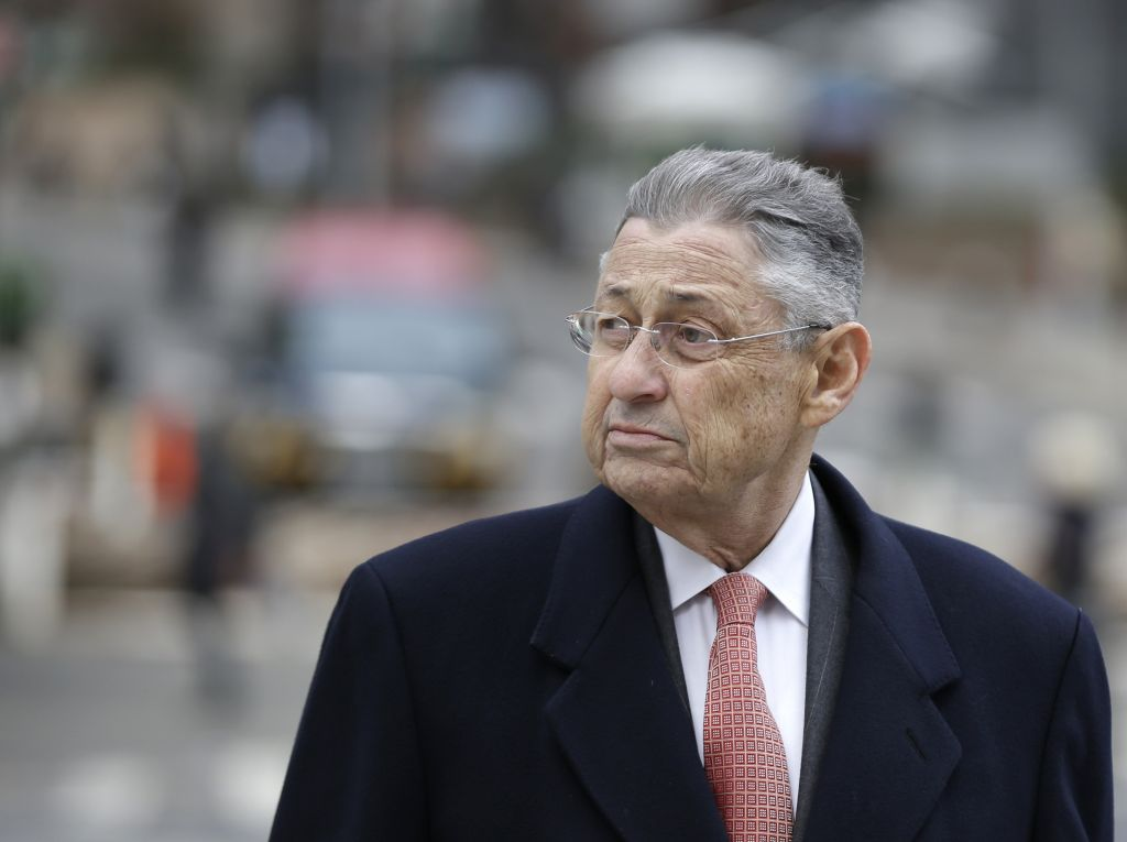 NY court overturns corruption conviction of ex-assemblyman Silver
