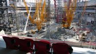 Blank Installs First Seats at Mercedes-Benz Stadium 1