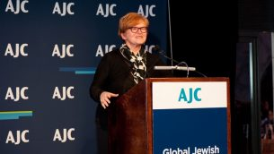 Briefs: AJC Honors Lipstadt, Abrams Makes Move 2