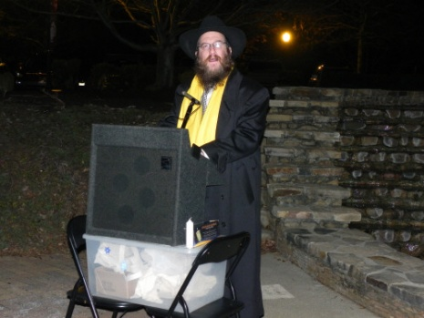 Chabad Takes Root South of Atlanta 1