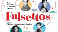 "William Finn says the characters in ""Falsettos"" are ""flawed people caught in an impossible situation that they're trying to rise"