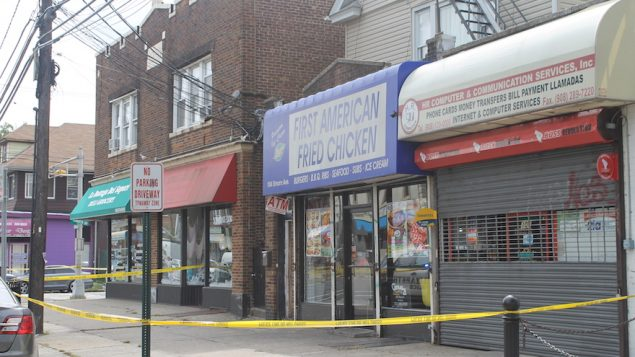 First American Fried Chicken, which is owned by the family of Ahmad Khan Rahami, was closed a day after he was arrested. JTA